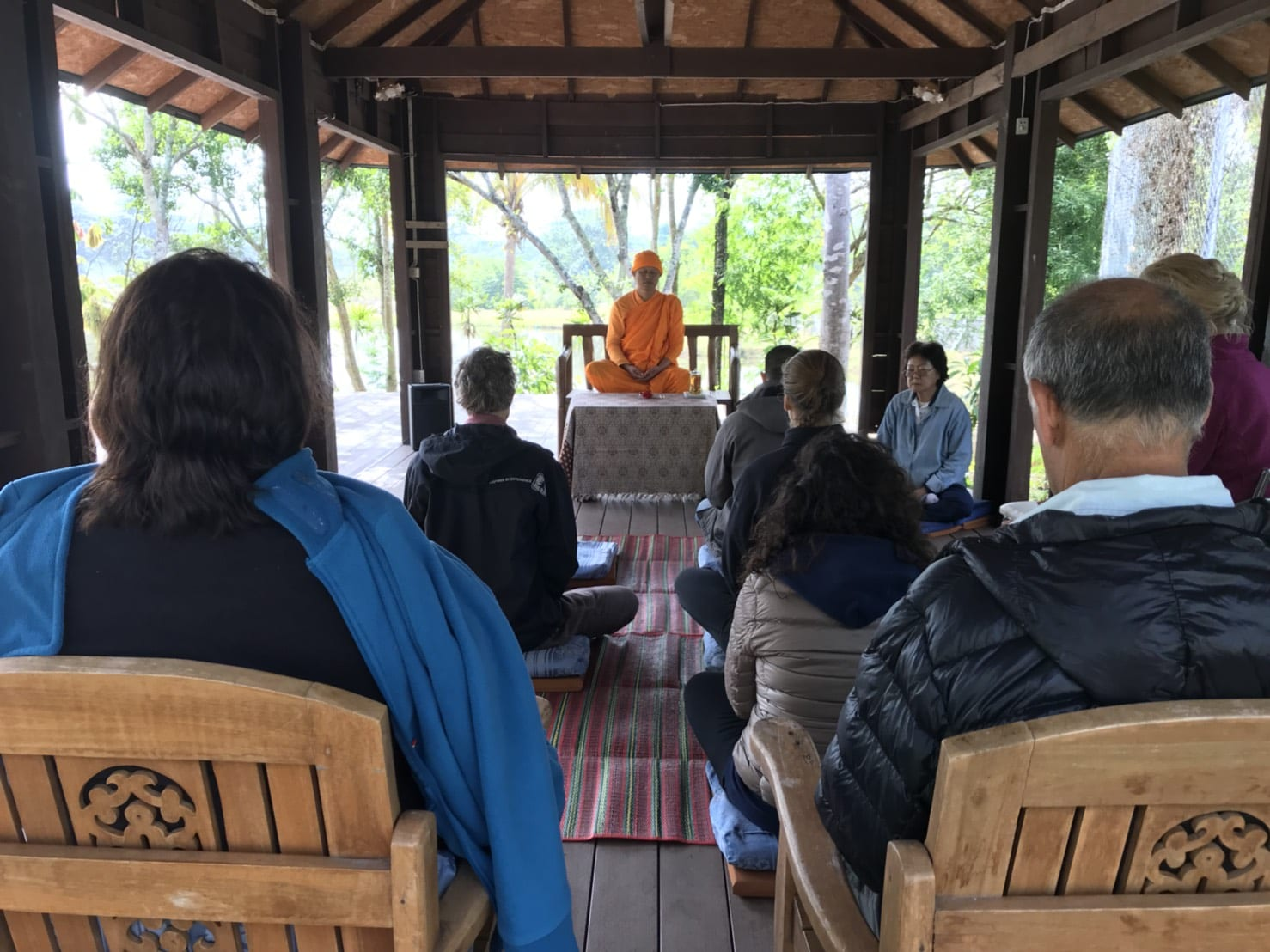 Meditation Retreat at Pai Center