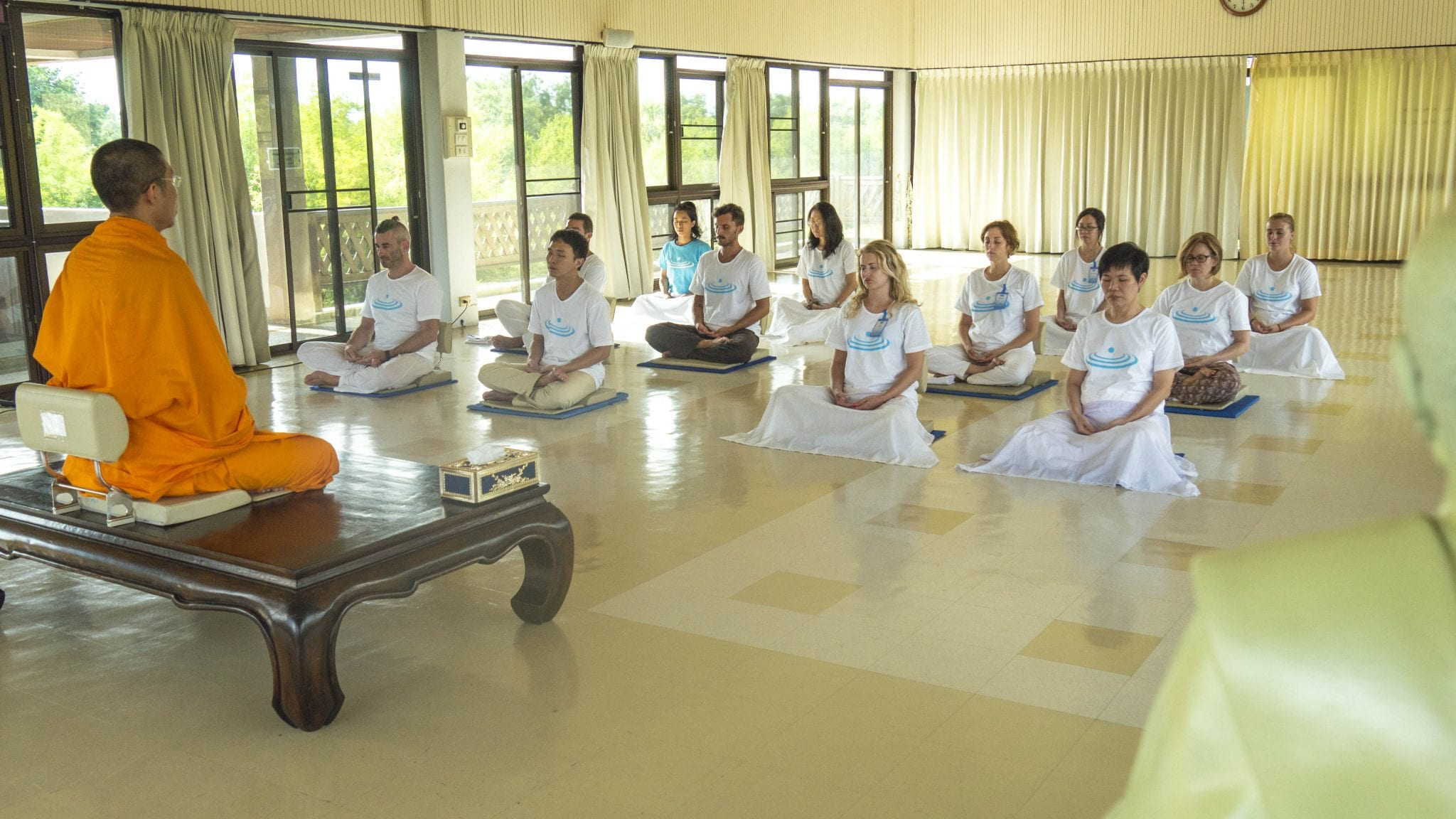3-Day Retreat Archives - The Middle Way Meditation Institute