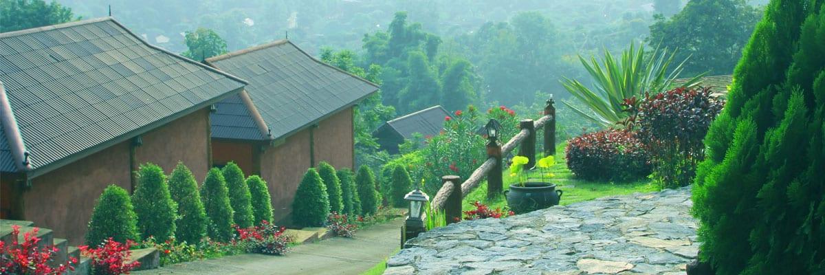 Meditation Retreat Venue Insda Resort in Chiangmai