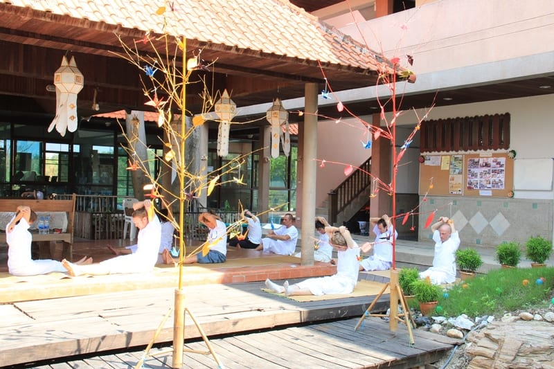 3-day meditation retreat Venue POP House near Bangkok - img3