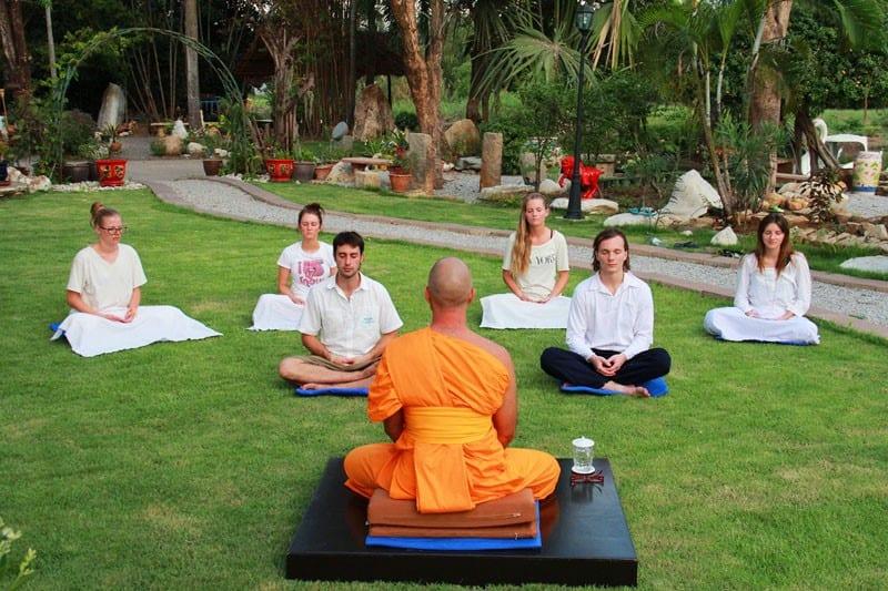 3-day meditation retreat Venue POP House near Bangkok - img5