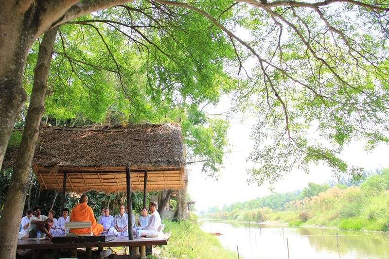 3-day meditation retreat Venue POP House near Bangkok - img7